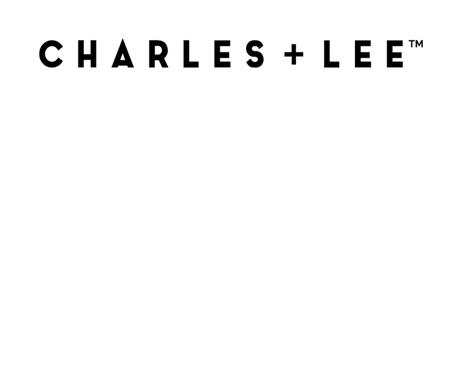 Charles + Lee Logo
