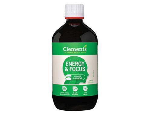 Clements Energy & Focus