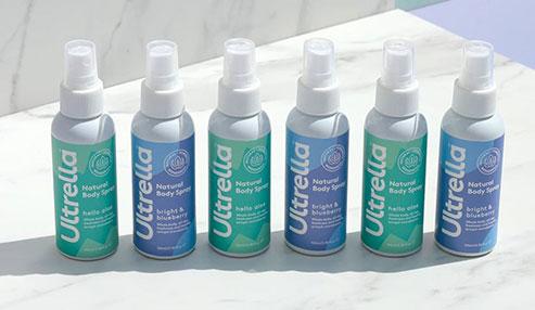 Natural Deo Body Spray
